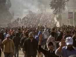 Дым над Египтом: 15 погибших в протестах в годовщину «Арабской весны»