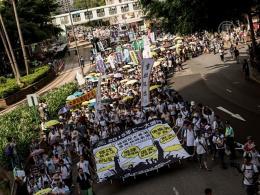 Главу администрации Гонконга призвали уйти с поста