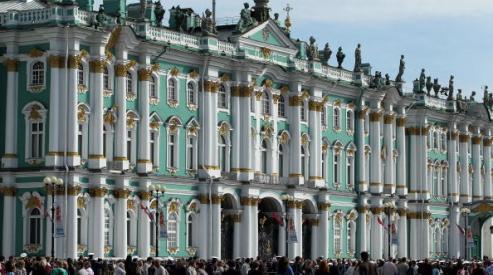 Государственный музей «Эрмитаж» готов принять ценности на реставрацию   Шон Гэлл