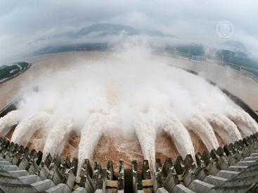 Жару в КНР принесла ГЭС «Три ущелья»?