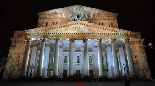 Новые правила продажи билетов в Большой театр