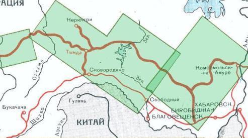 РЖД Схема-карта