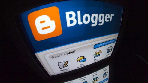 logotip blogger - В России осенью ужесточат требования к блогерам