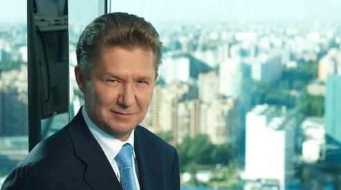 miller gazprom - Россия лишила Украину газовой скидки