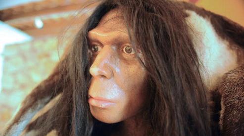 neandertalec - Гены древних людей защищают человечество от ВИЧ