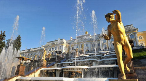 petergof 2 - Музей «Петергоф» создаст фонтанный парк в Тамбове