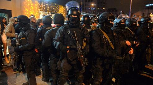 policiya kiev - В Украине разоружат незаконные формирования