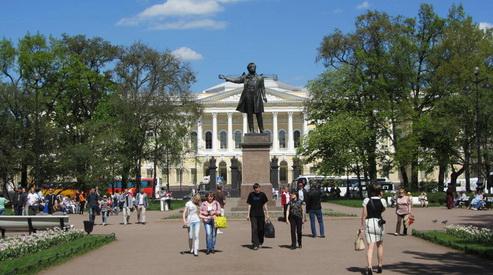 pushkin 2 - В Санкт-Петербурге отметят Пушкинский день