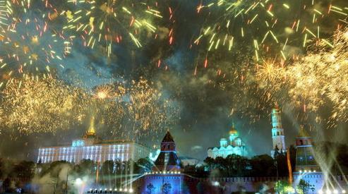 salyut - День Победы в Поволжье отметят парадами и фейерверками