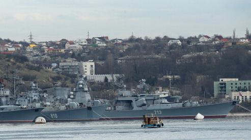 sevastopol 2 - Украина закроет морские порты Крыма
