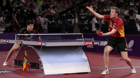 tennis - Екатеринбург примет Чемпионат Европы-2015 по настольному теннису