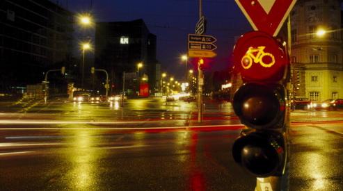 velosvetofor - Первые велосветофоры появятся в Москве в 2014 году