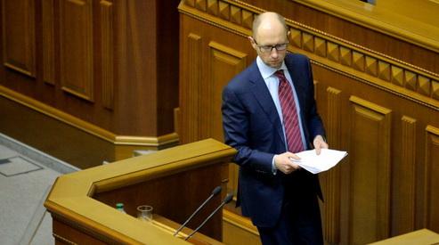 yacenyuk 5 - Украина готова обсудить с Россией вопросы евроинтеграции