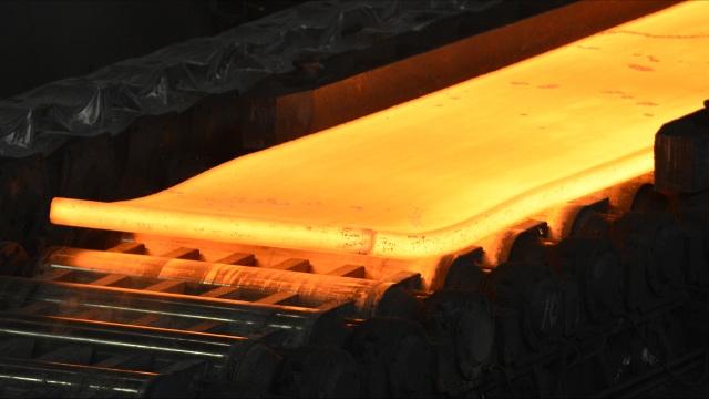 ЕС: слабый спрос на сталь создаёт Китай