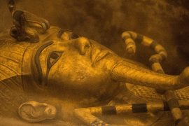 В гробнице Тутанхамона возможно нет потайных камер