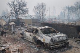 Форт-Макмюррей: власти оценили масштаб разрушений
