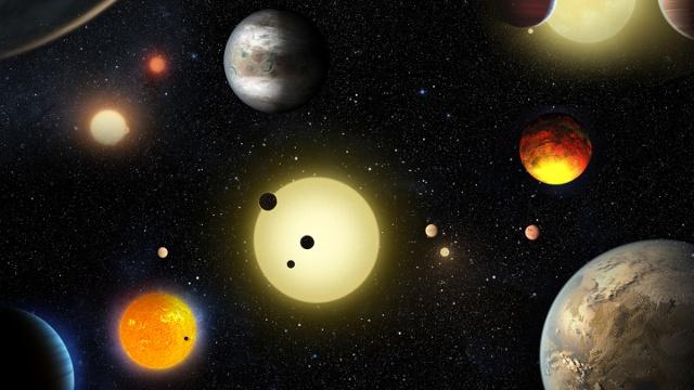 Телескоп «Кеплер» открыл почти 1300 экзопланет