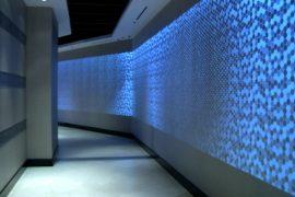Нью-Йорк: отель с сенсорными стенами и полами