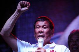 Филиппинцы выбрали президентом Родриго Дутерте
