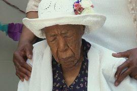 Скончалась старейшая жительница планеты