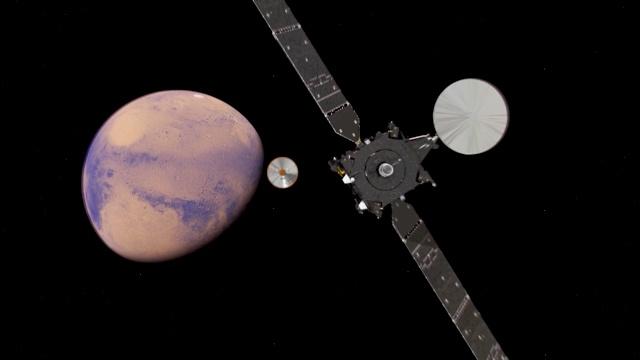 Миссия ExoMars будет искать жизнь на Марсе