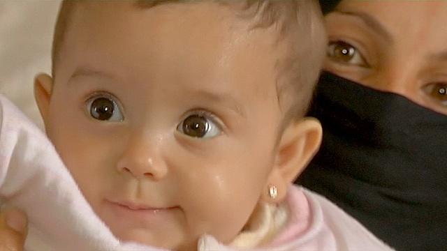 Сирия: дети, «которых нет»