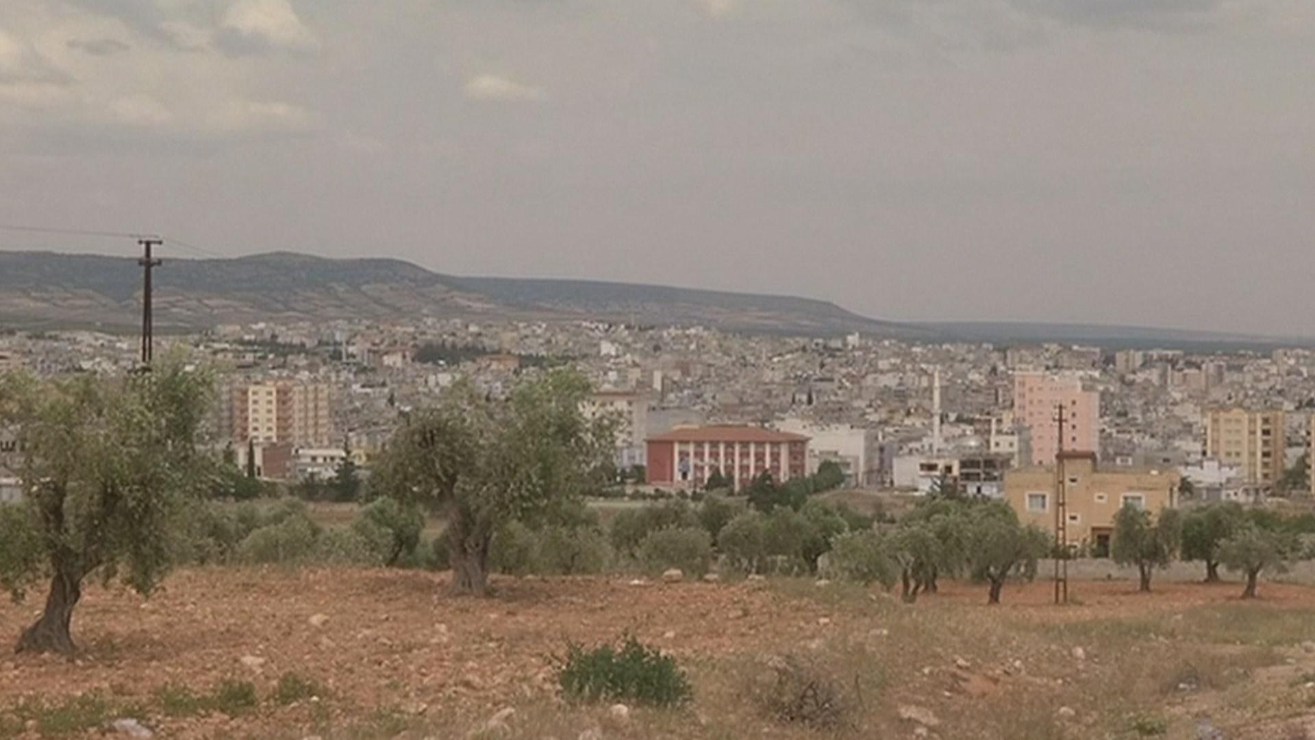 Город в Турции подвергается атакам со стороны ИГИЛ