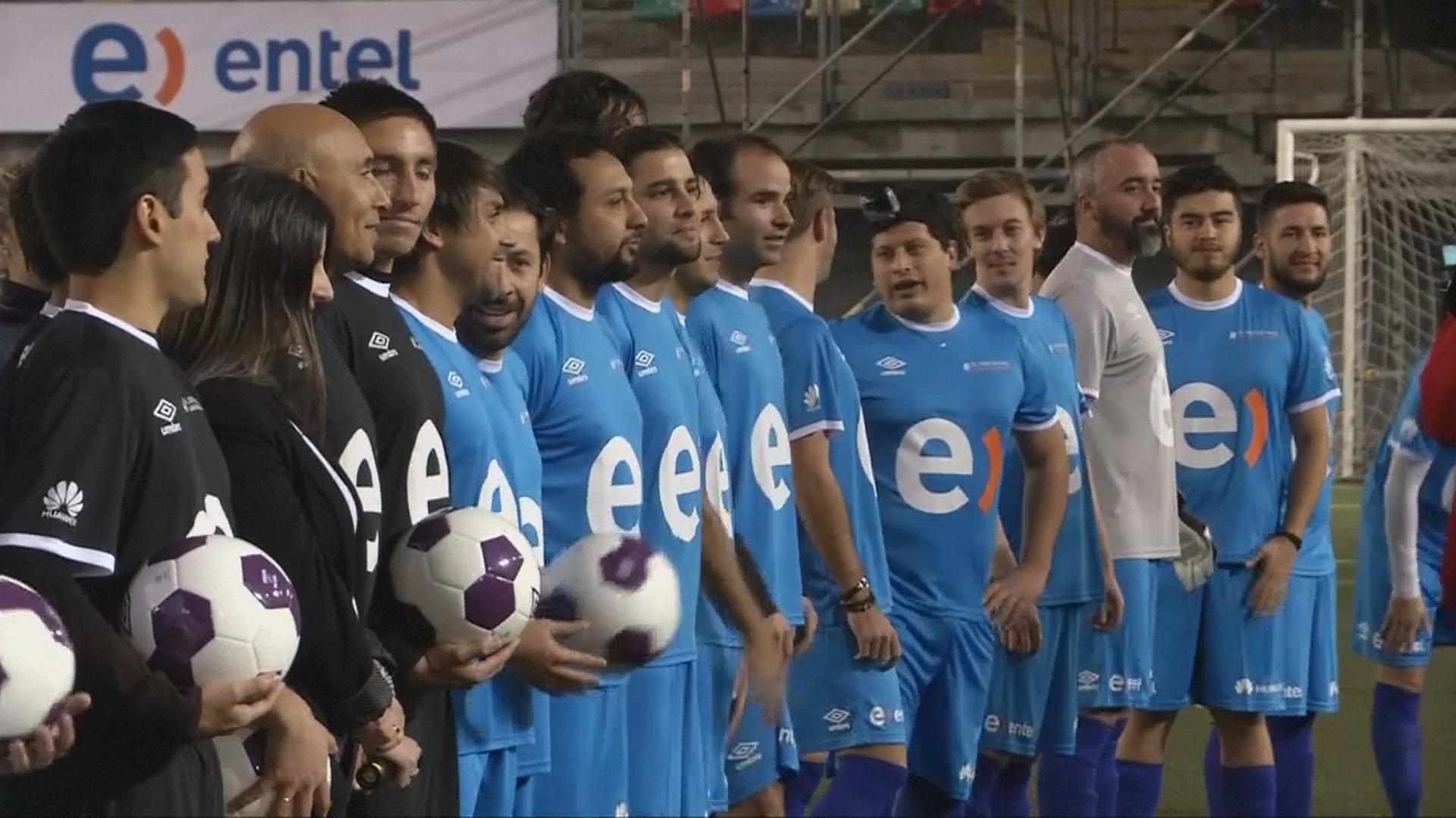 Самый долгий в мире футбольный матч проведёт Чили