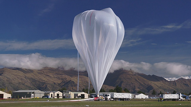 Воздушный шар НАСА изучит околоземное пространство