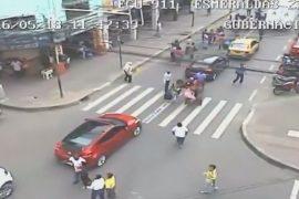 Два новых землетрясения произошли в Эквадоре