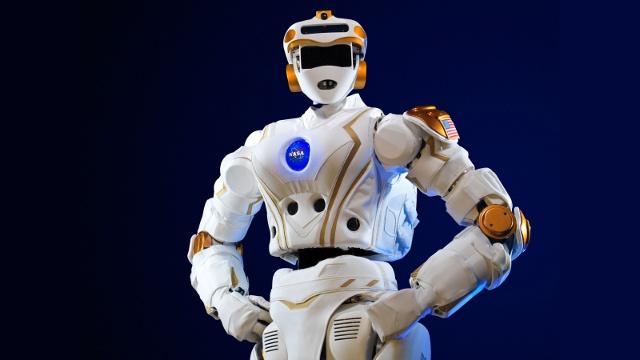 НАСА отправит на Марс робота-гуманоида Valkyrie