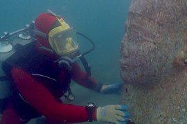 Выставка раскроет загадки подводных городов Египта