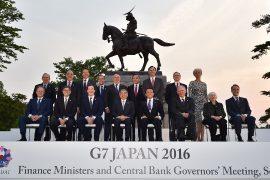 Япония: встреча министров финансов G7