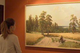 Работы Шишкина и Фаберже продадут на аукционе