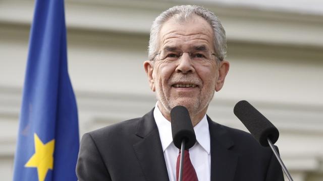 В Австрии избрали нового президента