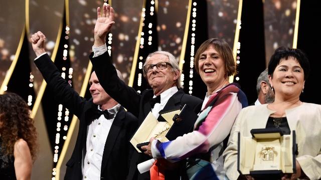 Каннское жюри выступило после награждения