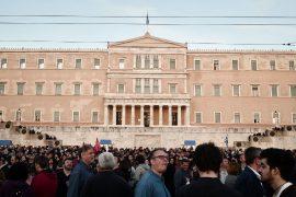 Парламент Греции принял антикризисные реформы