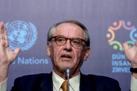 ООН призывает защитить гуманитарное право людей