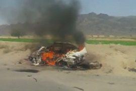 Лидер Талибов убит в результате авиаудара