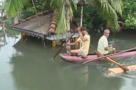 На Шри-Ланке продолжаются спасательные операции