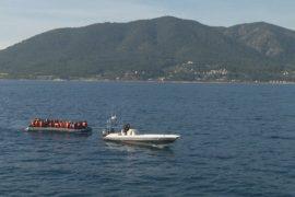 ЕС поможет Ливии перехватывать лодки с мигрантами