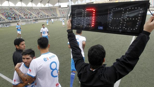 В Чили 120 часов подряд играли в футбол