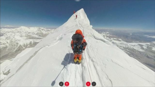Взобраться на Эверест не выходя из дома