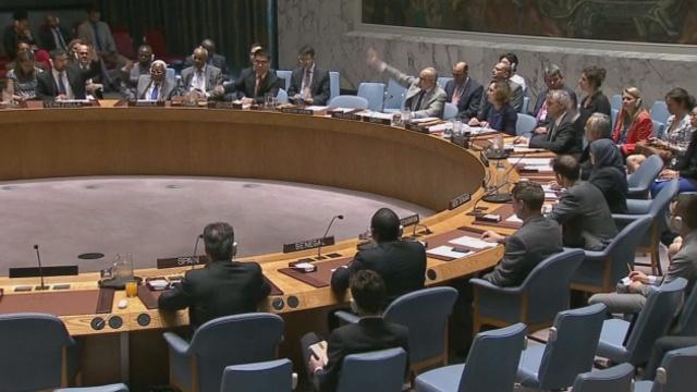 СБ ООН полностью снял санкции в отношении Либерии