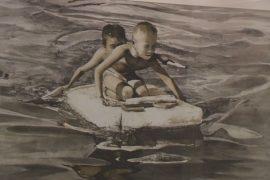 Акварель из грязи: художники призывают спасти реки
