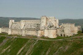 Франция поможет реставрировать памятники Сирии