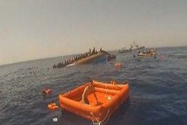 Тысячи мигрантов спасены в Средиземном море