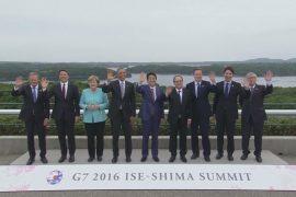 Саммит G7 продолжает работу в Исе