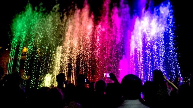 Фестиваль света преображает Иерусалим