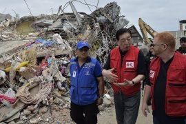 Глава Красного Креста оценил ущерб в Эквадоре